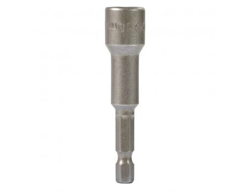 """Набір магнітних торцевих головок 10 мм 1/4""""×65 мм 3 шт. INGCO"""