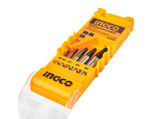 Набір екстракторів 5 шт. INGCO