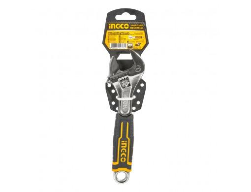 Розвідний ключ 150 мм (0–24 мм) CrV INGCO INDUSTRIAL