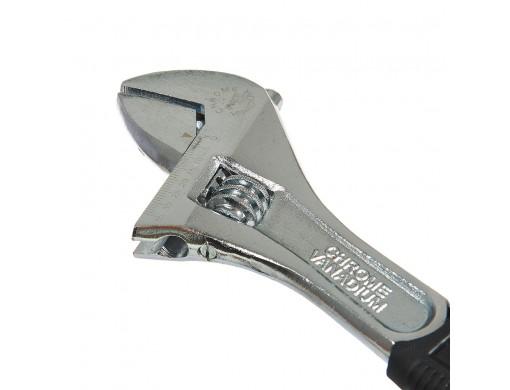 Розвідний ключ 250 мм (0–35 мм) CrV INGCO INDUSTRIAL