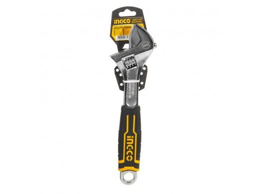 Розвідний ключ 300 мм (0–41 мм) CrV INGCO INDUSTRIAL
