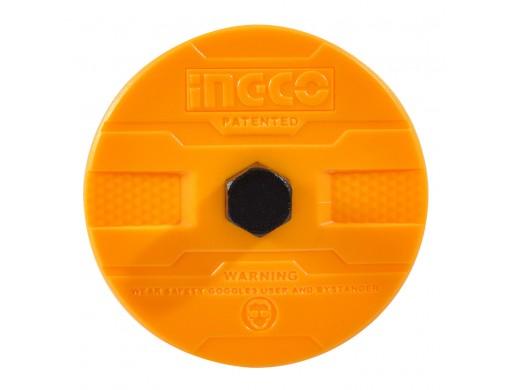 Зубило плоске 22×16×250 мм з руків'ям INGCO
