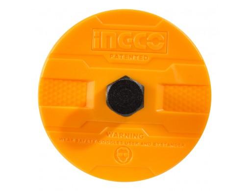 Зубило плоске 24×18×300 мм з руків'ям INGCO