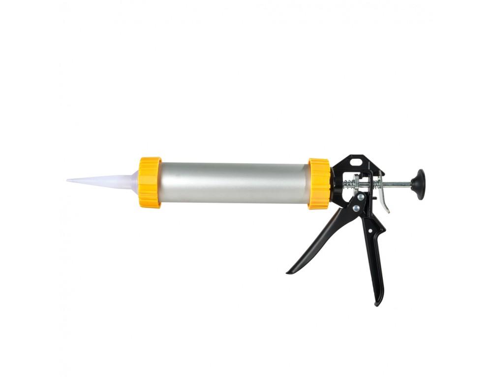 Шприц для герметика 235 мм алюмінієвий INGCO INDUSTRIAL