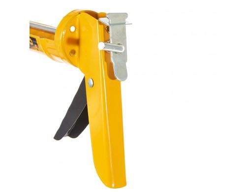 Пістолет для герметика напівзакритий 230 мм INGCO Super Select