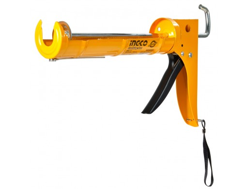Пістолет для герметика напівзакритий 235 мм INGCO