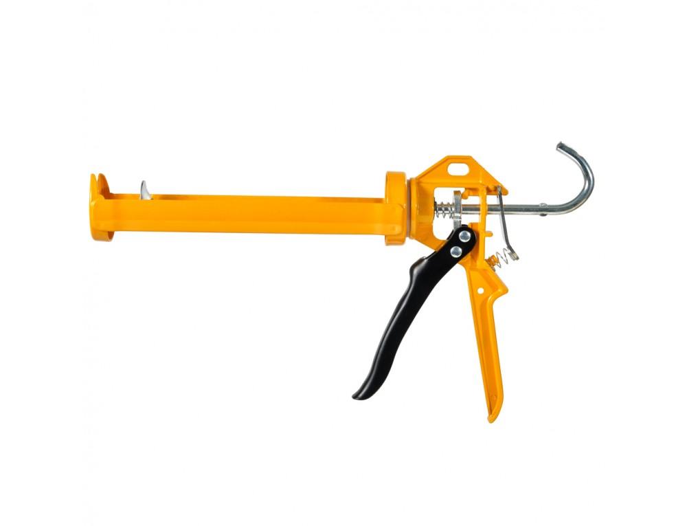 Пістолет для герметика рамковий 235 мм INGCO