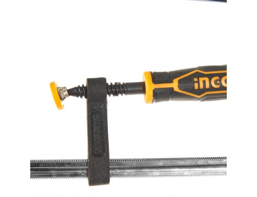 Струбцина столярна тип-F 50×150 мм INGCO INDUSTRIAL