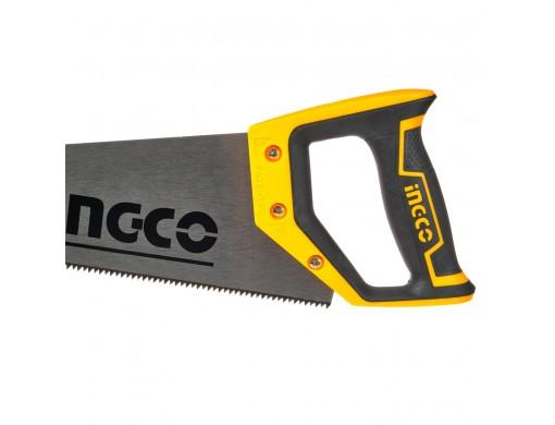 Ножівка по дереву 400 мм 7 з/д INGCO