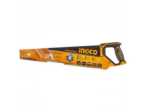 Ножівка по дереву 500 мм 7 з/д сталь SK5 INGCO INDUSTRIAL