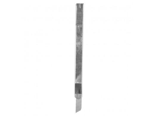 Ніж сегментний 9 мм нержавійка INGCO