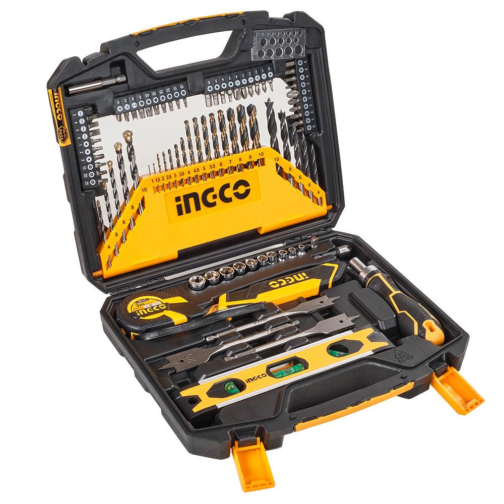 Купить Набір інструментів універсальний 86 предметів INGCO