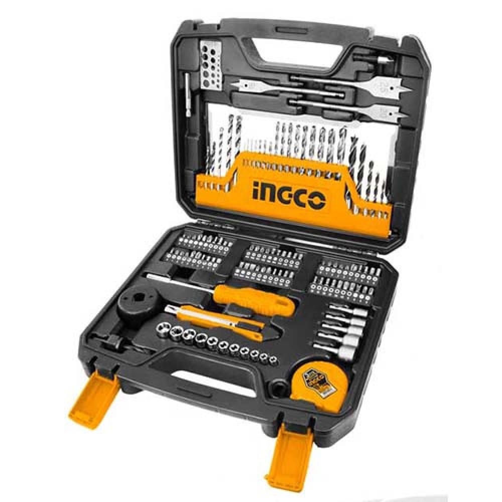 Купить Набір інструментів універсальний 118 предметів INGCO