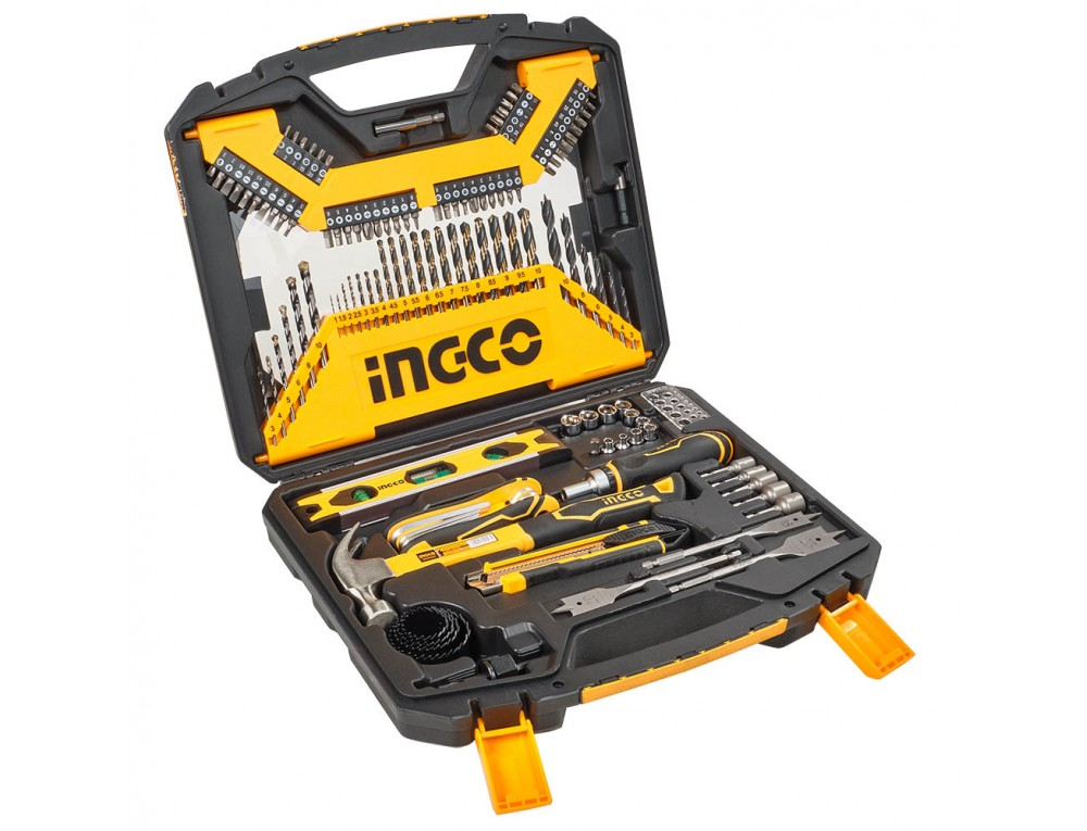 Набір ручного інструменту 120 предметів INGCO