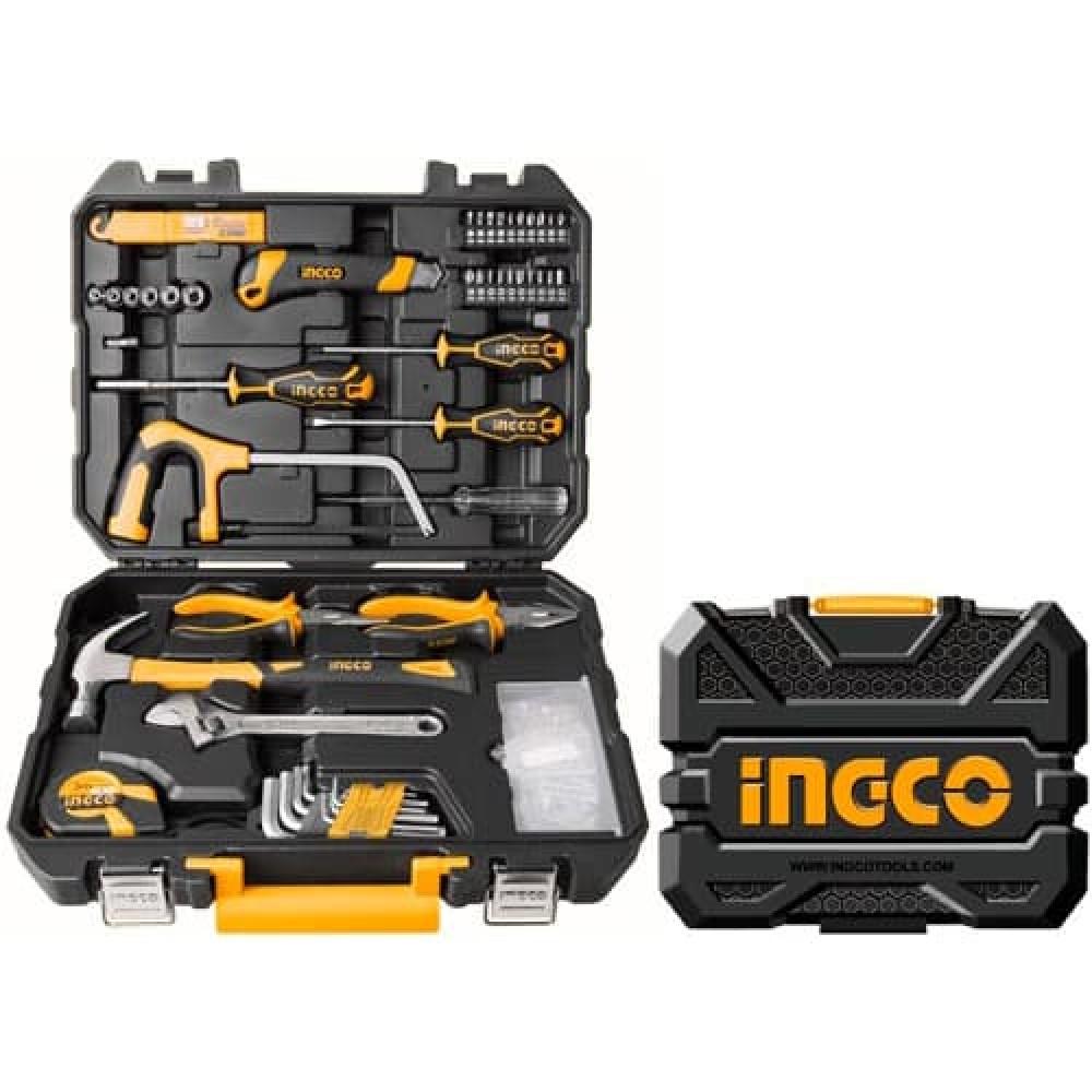 Купить Набір інструментів 117 шт. INGCO