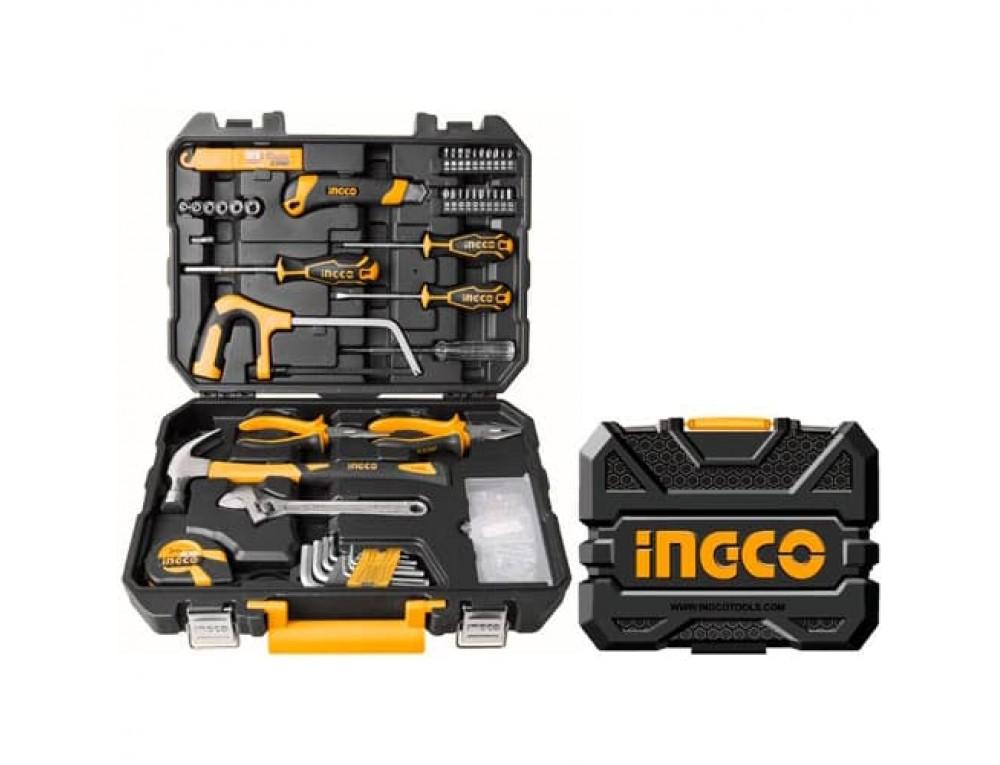 Набір інструментів 117 шт. INGCO