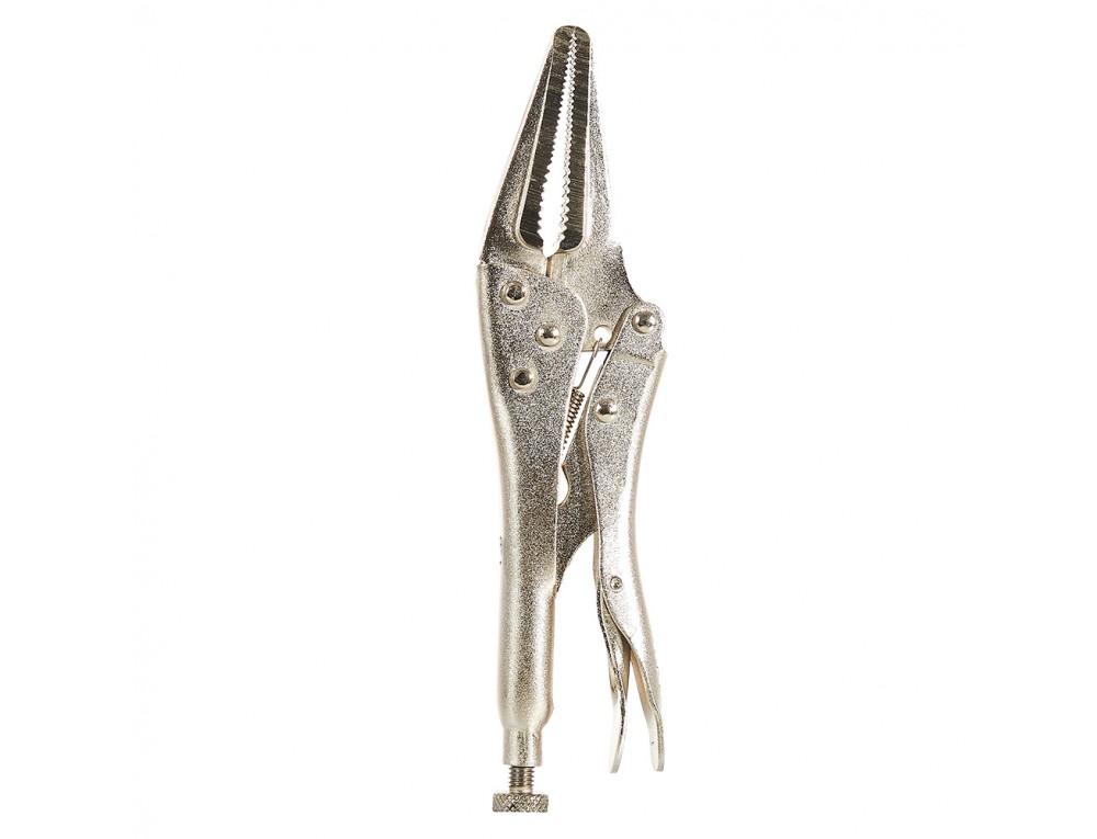 Кліщі затискні прямі 230 мм INGCO INDUSTRIAL