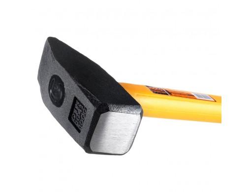 Молоток слюсарний фібергласова ручка 1000 г INGCO