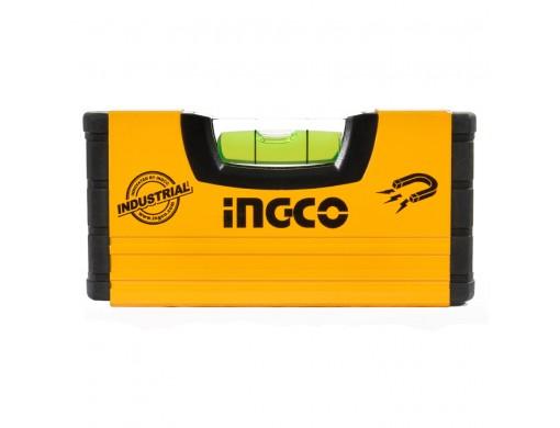 Рівень 10 см з магнітами INGCO INDUSTRIAL