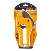 Ножиці 200 мм для різання ПВХ труб 3–42 мм INGCO