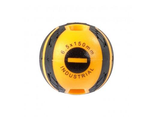 Викрутка плоска 6,5×150 мм INGCO INDUSTRIAL