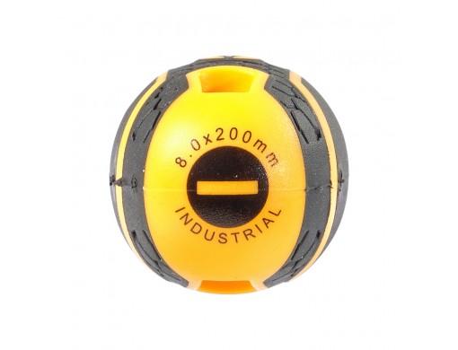 Викрутка плоска 8х200 мм INGCO INDUSTRIAL