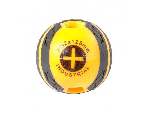 Викрутка хрестова PH 2х125 мм INGCO INDUSTRIAL