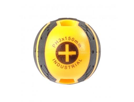 Викрутка хрестова PH 3х150 мм INGCO INDUSTRIAL