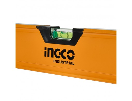Рівень 50 см 3 капсули алюмінієва рамка 1,5 мм INGCO INDUSTRIAL