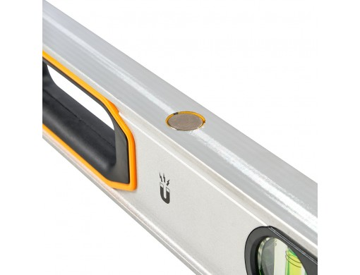 Рівень 120 см 3 капсули алюмінієва рамка 1,5 мм з магнітами INGCO INDUSTRIAL