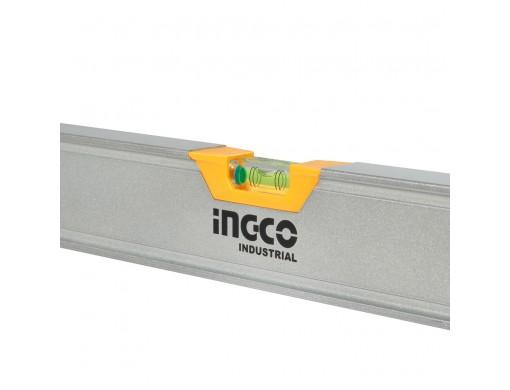 Рівень 150 см 3 капсули алюмінієва рамка 1,5 мм з магнітами INGCO INDUSTRIAL