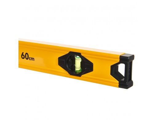Рівень 60 см алюмінієва рамка 1.0 мм INGCO Super Select