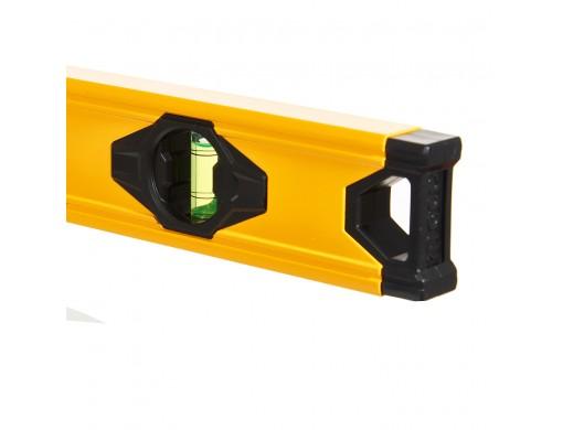 Рівень 100 см алюмінієва рамка 1.0 мм INGCO Super Select