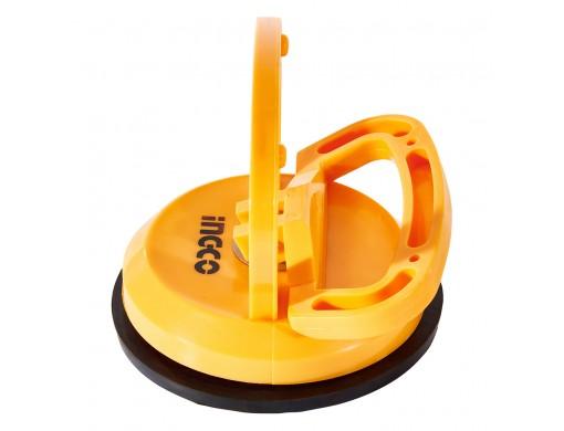 Присоски для скла, одинарна Ø 115 мм, пластикова 25 кг INGCO
