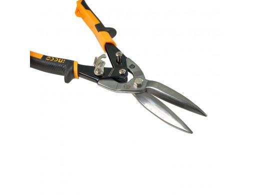 Ножиці по металу прямий різ 300 мм INGCO