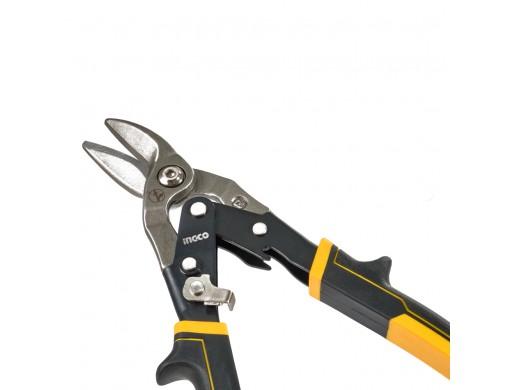 Ножиці по металу Profi правий різ 250 мм INGCO INDUSTRIAL