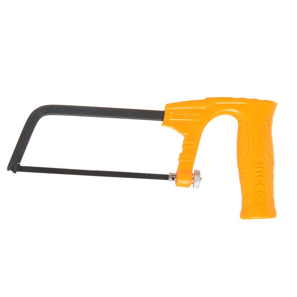 Купить Ножівка по металу міні (ручка ABS) 150 мм INGCO