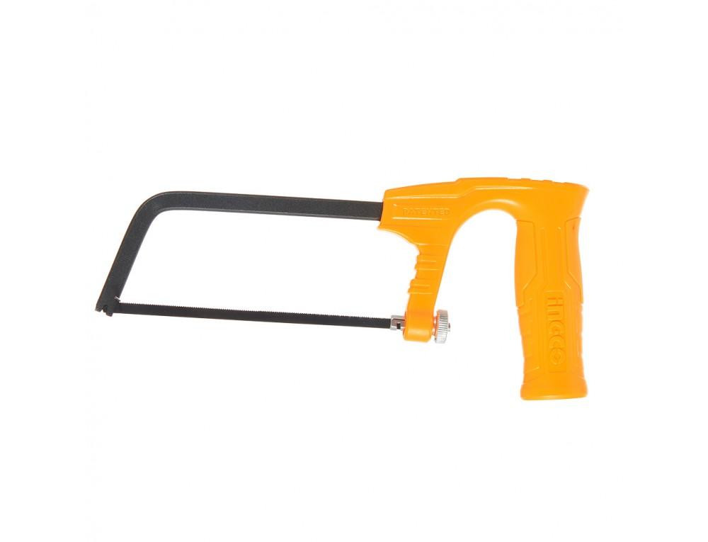 Ножівка по металу міні (ручка ABS) 150 мм INGCO