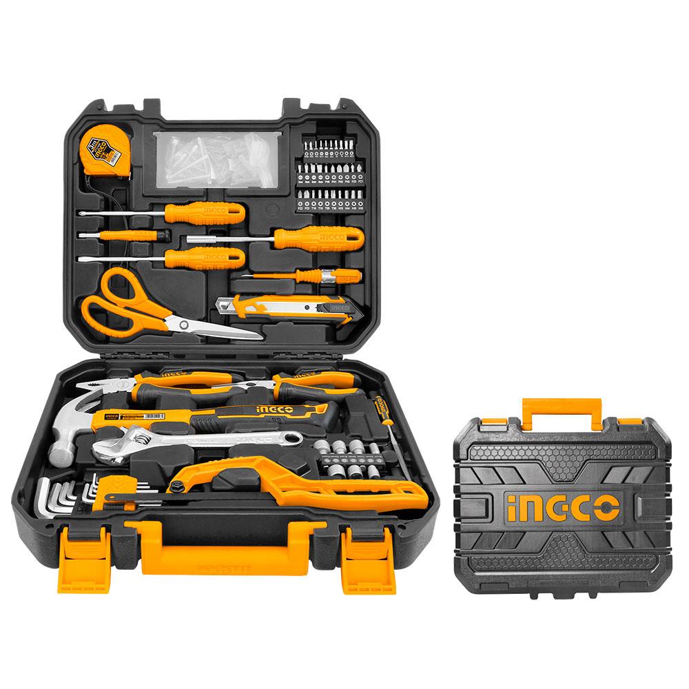 Купить Набір ручного інструменту 120 предметів INGCO